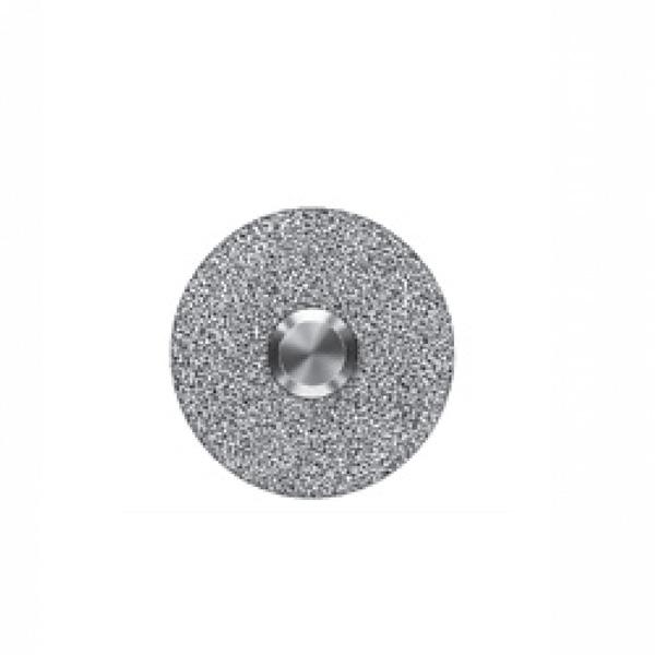 Алмазный диск с двусторонним покрытием