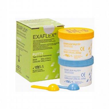 Exaflex Putty – А-силиконовый оттискной материал