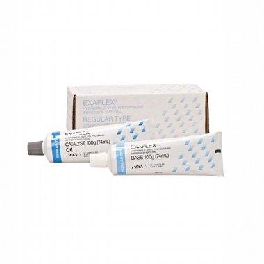 Exaflex  – А-силиконовый  материал для снятия коррегирующего слоя