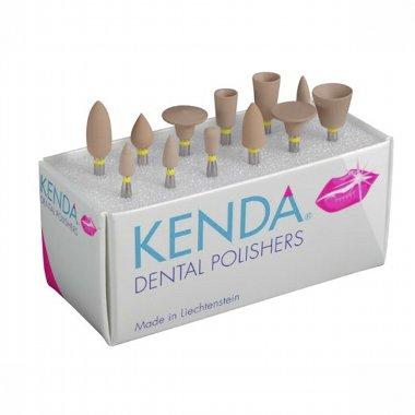 KENDA UNICUS - одношаговая алмазная полировочная система для финальной работы с композитами и керамикой