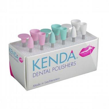 KENDA C.G.I. - трехшаговая полировочная система