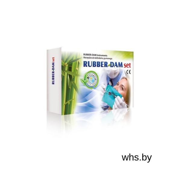 RUBBER DAM - система для изоляции рабочего поля в полости рта