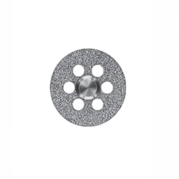 Алмазные диски с зубцами под особым углом для работы с керамикой