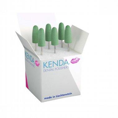 KENDA GRASS-GREEN-  одношаговая полировочная система для металла и акрила